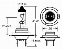 Светодиодные лампы H7