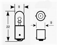 Светодиодные лампы T4W