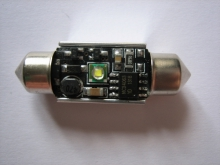 Canbus C5W-CREE-5W-39мм